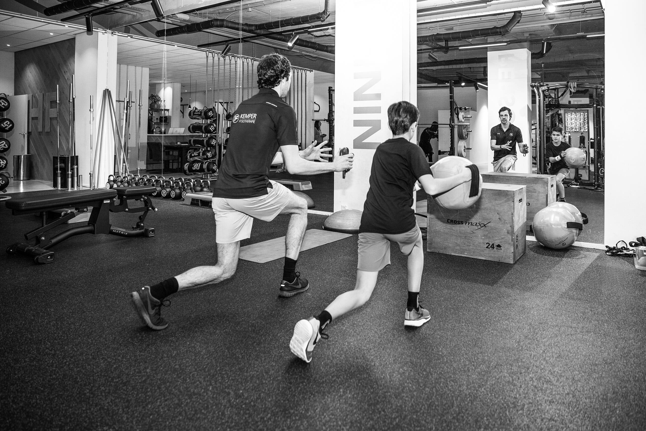 fysio oefening